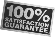 100% Satisfaction Guarantee in Menlo Park